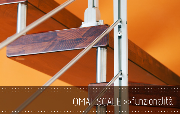 Progettazione Scale Interne : Omat truffarelli scale infissi in pvc progetto ideazione